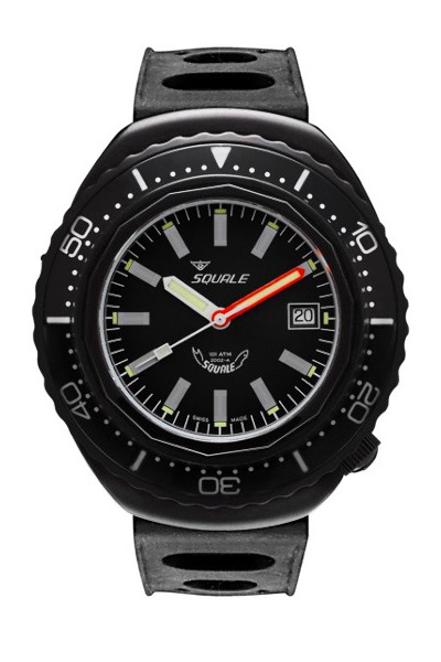 Squale 2002 PVD Black