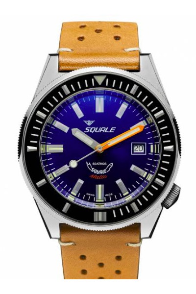 Squale Matic Dark Blue