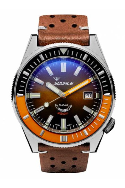 Squale Matic Brown