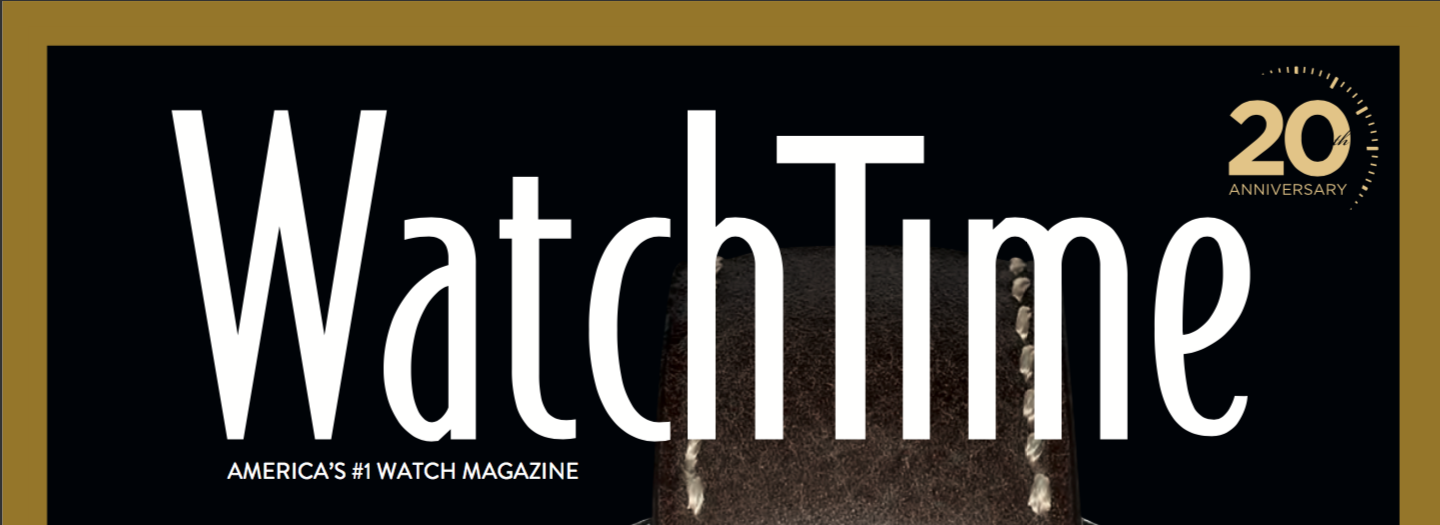 WatchTime Magazine, October 2019