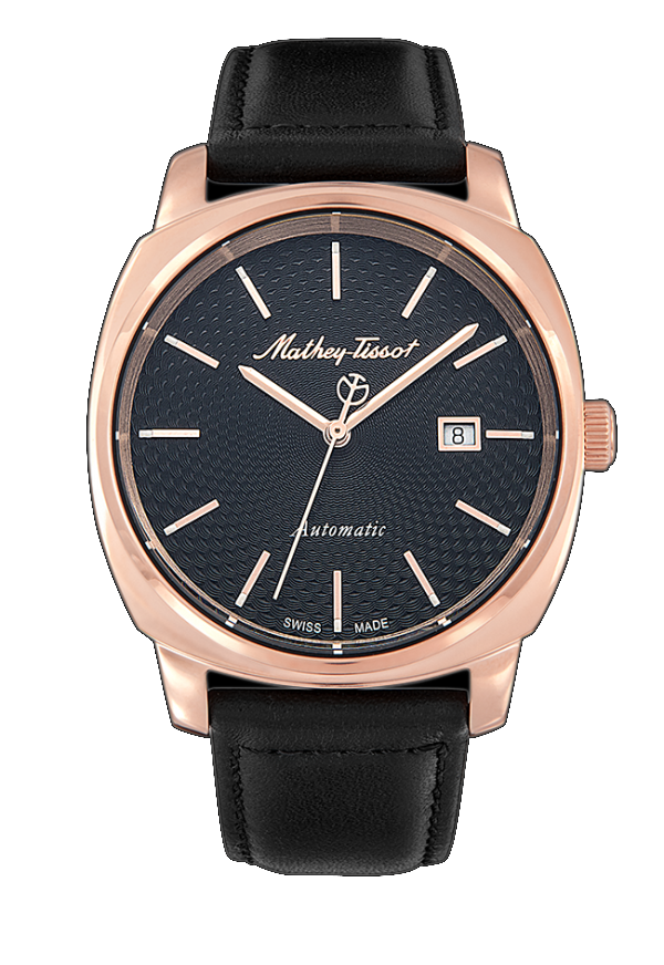 Mathey-Tissot Smart Auto Black Bronze