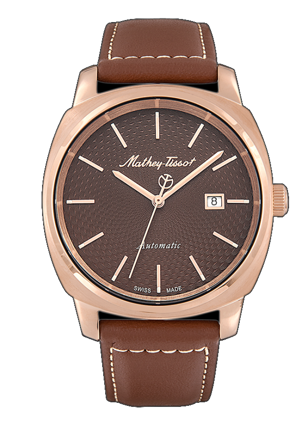 Mathey-Tissot Smart Auto Bronze
