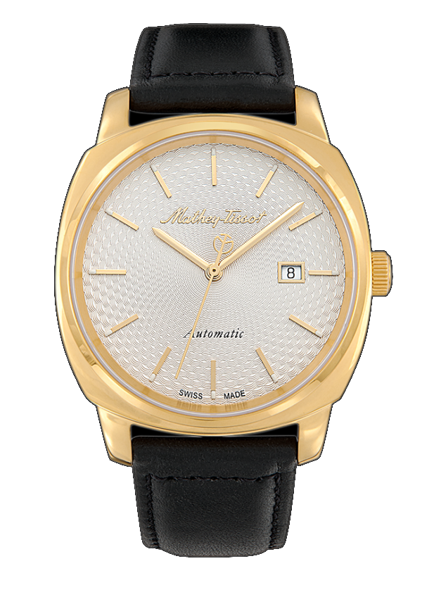 Mathey-Tissot Smart Auto Gold