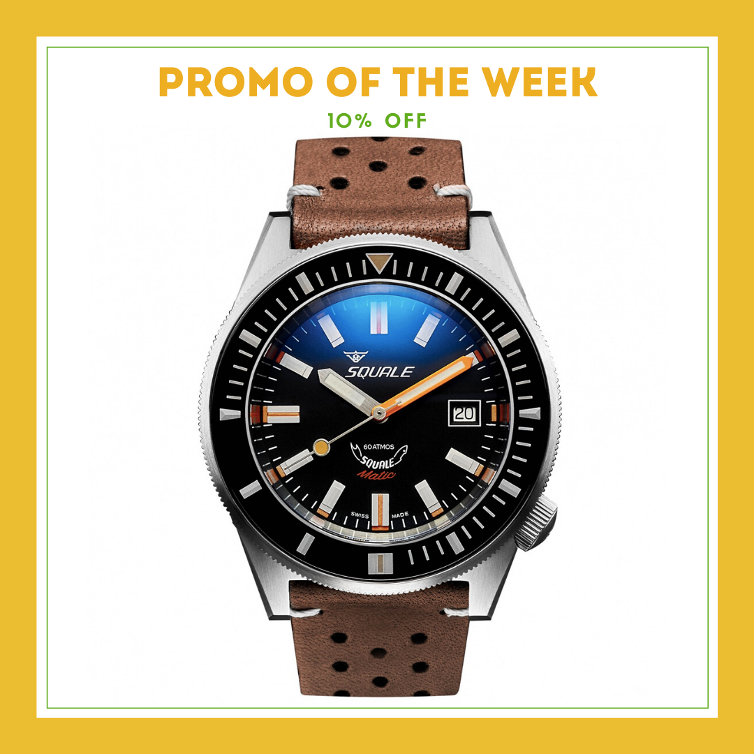 PROMO OF THE WEEK